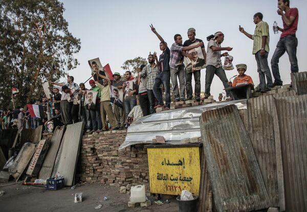 L'Egypte met en garde l'UA contre toute ingérence dans ses affaires - Sputnik France