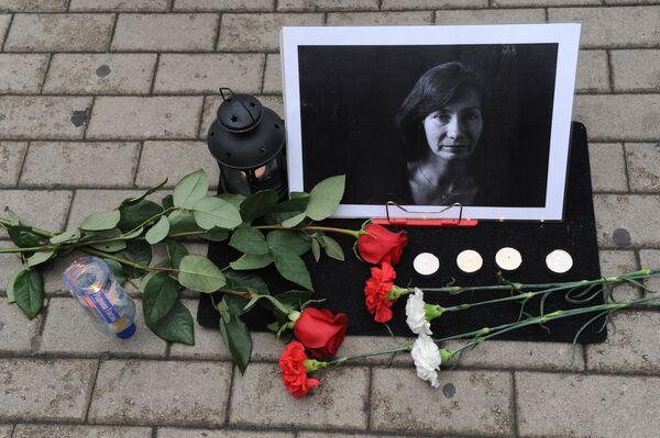 Moscou demande à Paris de retrouver l'assassin d'Estemirova - Sputnik France