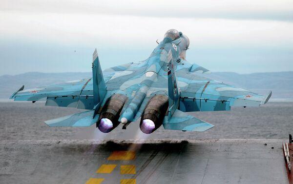 L'aviation navale russe - Sputnik France