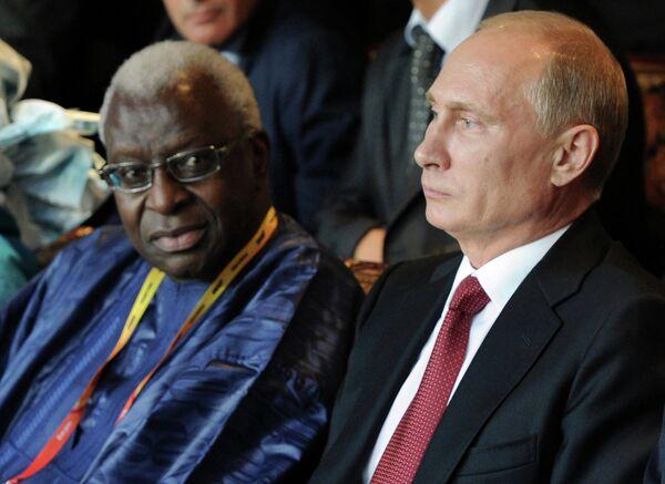 Moscou: ouverture des Mondiaux d'athlétisme 2013 - Sputnik France