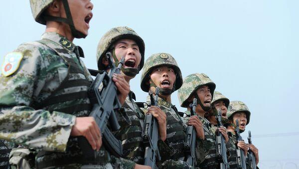 La Chine se prépare-t-elle à la guerre ? - Sputnik France