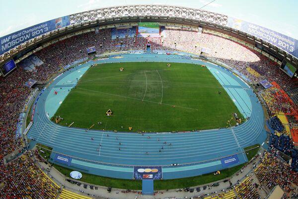 Mondiaux d'athlétisme: la Russie sur la première marche du podium - Sputnik France