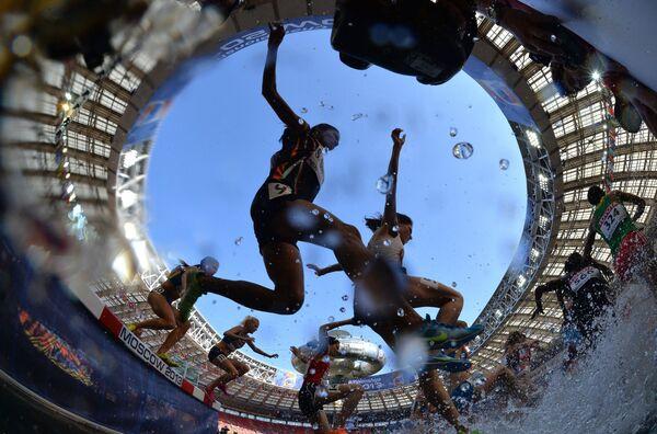 Les plus belles images des Mondiaux d'athlétisme de Moscou - Sputnik France