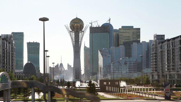 Монумент Астана-Байтерек - Sputnik France