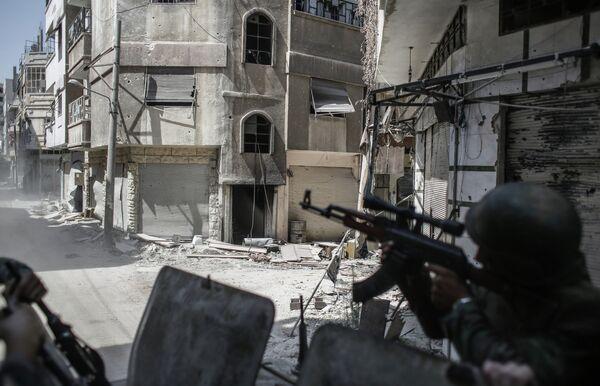 Syrie: la plupart des dirigeants du G20 hostiles à une intervention - Sputnik France