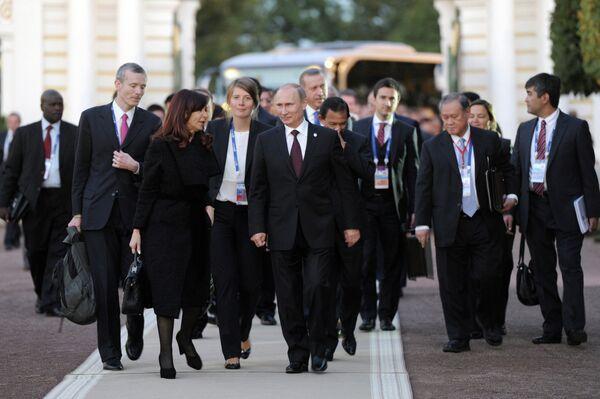 Syrie: le G20 divisé en deux camps (Kremlin) - Sputnik France
