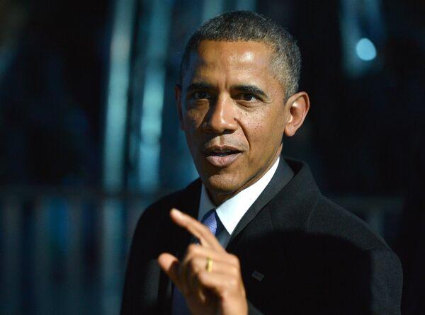 Président américain Barack Obama - Sputnik France