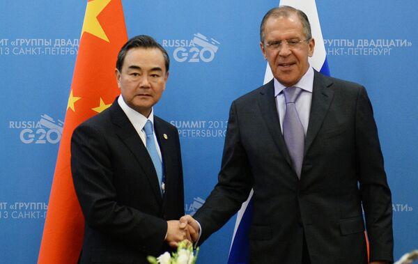 G20: Lavrov entame des tête-à-tête avec ses homologues - Sputnik France