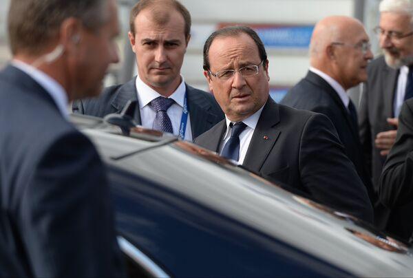 G20: Hollande plaide pour des investissements dans l'énergie et le numérique - Sputnik France