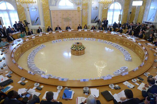 Lutte anti-corruption: le G20 approuve des initiatives de Moscou - Sputnik France