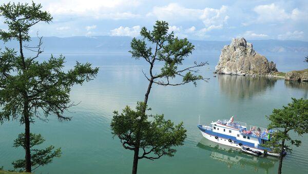 Lac Baïkal (archives) - Sputnik France
