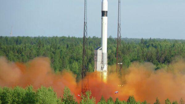 Ракета-носитель Рокот - Sputnik France