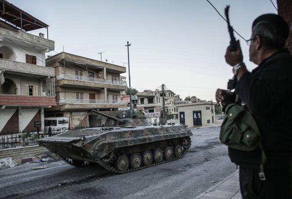Situation en Syrie - Sputnik France