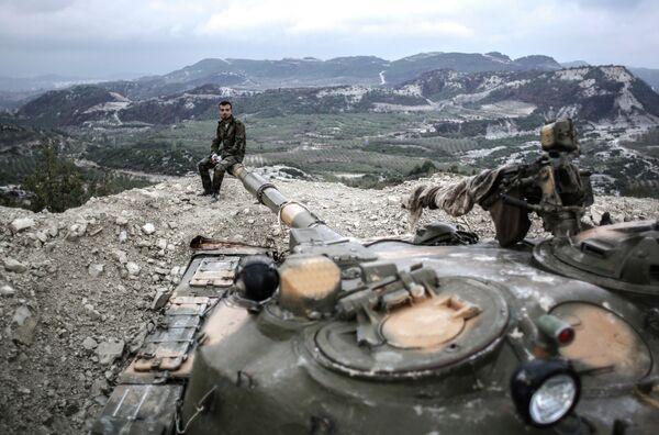 Syrie: Moscou fustige la livraison de missiles US aux rebelles - Sputnik France