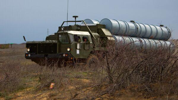 Зенитно-ракетный комплекс С-300 - Sputnik France