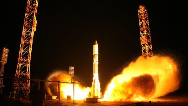Lanceur russe Proton-M - Sputnik France
