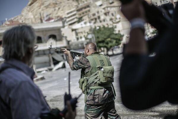 Syrie: la confrontation armée monte en puissance (Moscou) - Sputnik France
