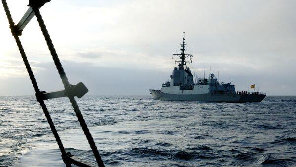 Корабль НАТО - Sputnik France