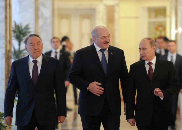 Union douanière: Moscou dresse des obstacles (président kazakh) - Sputnik France