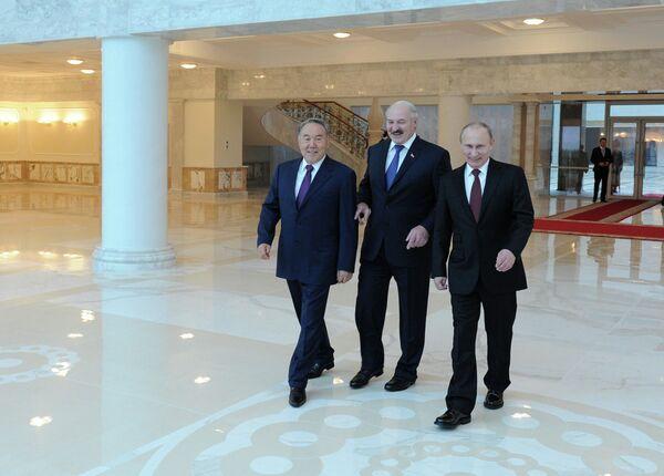 Union douanière: Nazarbaïev propose d'admettre la Turquie - Sputnik France