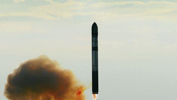 Lancement de missile «Vojvoda» (Archives) - Sputnik France