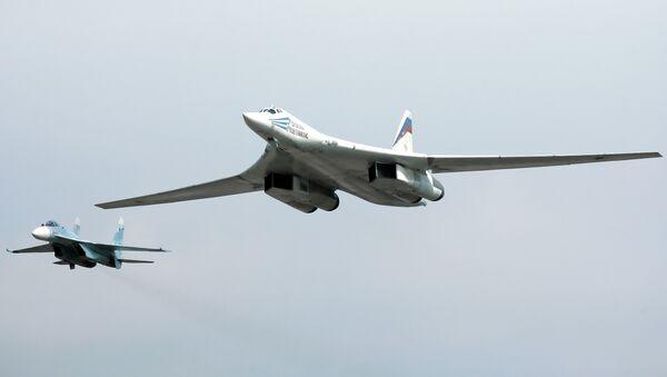 un Tu-160 - Sputnik France