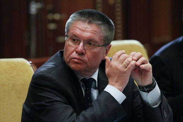 Le ministre russe du Développement économique Alexeï Oulioukaïev - Sputnik France