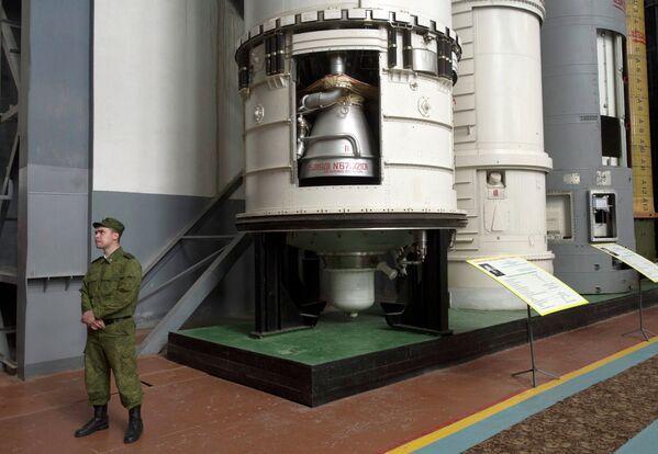 Fête des Troupes balistiques stratégiques russes - Sputnik France