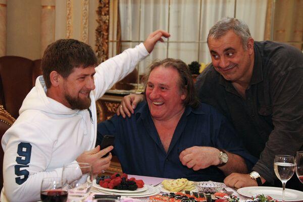 Gérard Depardieu, le plus russe des Français - Sputnik France