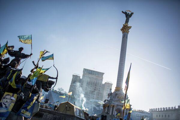 Ukraine: les USA devraient appliquer leurs sanctions aux activistes de Maïdan - Sputnik France