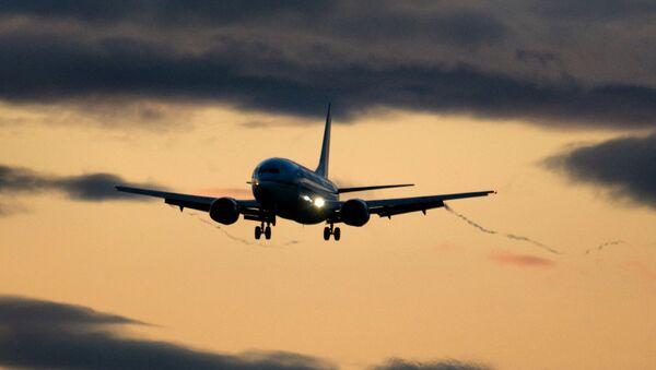 Boeing 737 - Sputnik France