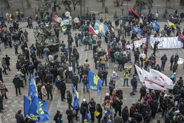 Situation à Kiev - Sputnik France