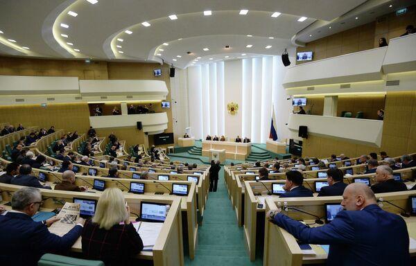 Conseil de la Fédération russe (Archives) - Sputnik France