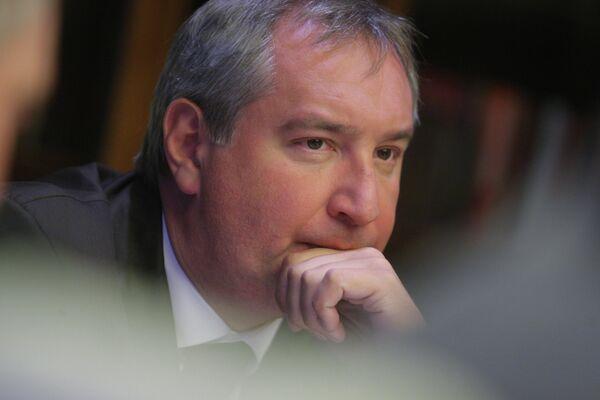 Le vice-premier ministre russe Dmitri Rogozine - Sputnik France