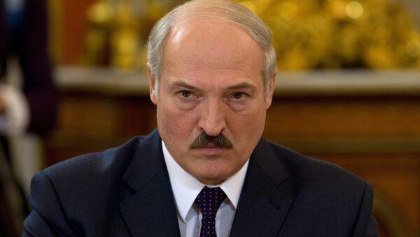 Belarusian President Alexander Lukashenko - Sputnik France