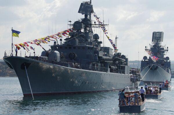 Marine ukrainienne - Sputnik France