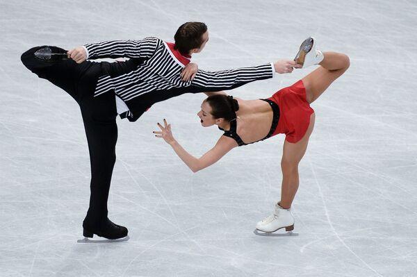 Ksenia Stolbova et Fedor Klimov - Sputnik France