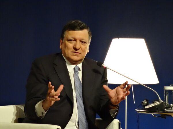 José Manuel Barroso - Sputnik France