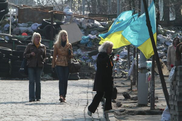 Ukraine: pas de guerre autre que financière (expert français) - Sputnik France