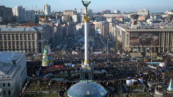 Ukraine: Moscou appelle Kiev à répondre aux revendications du sud-est du pays - Sputnik France