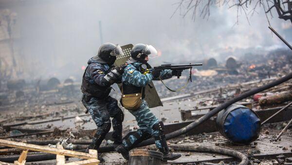 Ситуация в Киеве - Sputnik France