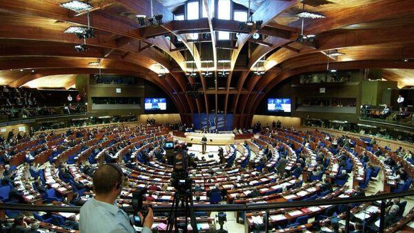L'Assemblée parlementaire du Conseil de l'Europe (APCE) - Sputnik France