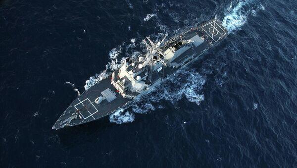Destroyer USS Donald Cook - Sputnik France