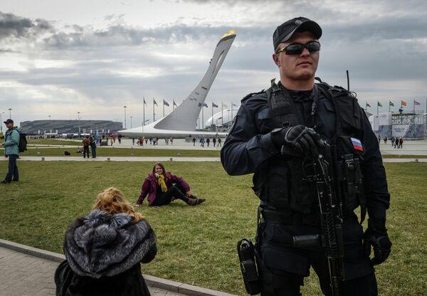 Sotchi 2014: des attentats déjoués aux sites olympiques (FSB) - Sputnik France
