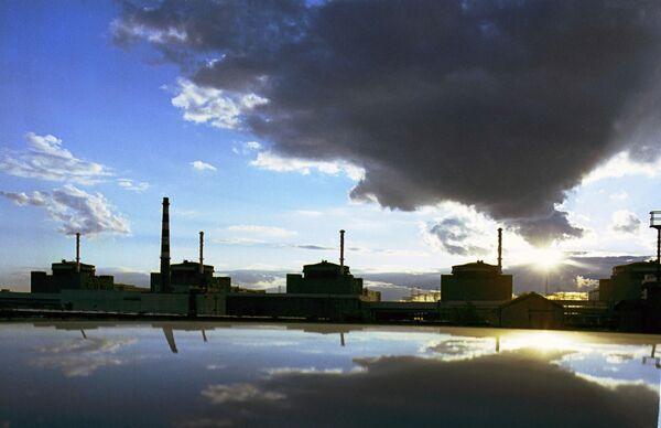 Centrale nucléaire à Zaporojie - Sputnik France