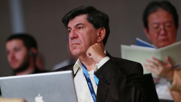 Заседание Международного дискуссионного клуба Валдай - Sputnik France