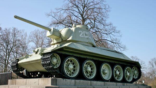 T-34 - Sputnik France