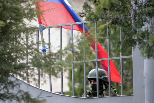 Crimée: aucune augmentation de la présence militaire russe - Sputnik France