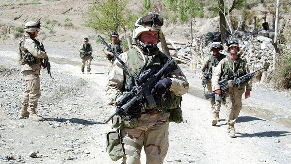 Американские солдаты в Афганистане - Sputnik France
