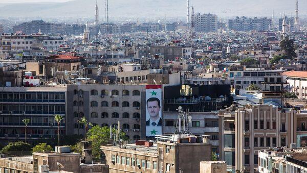 Damas: tirs de mortier près de l'ambassade russe - Sputnik France